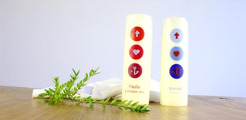 Personalisierte Taufgeschenke Für Mädchen Und Jungen