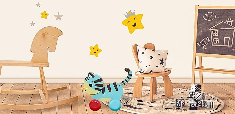 Kinderzimmer & Accessoires
