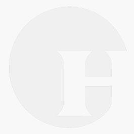 Puppenbettwäsche 3-teilig rot-weiß